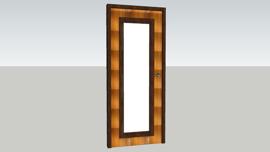 Swing door (single)