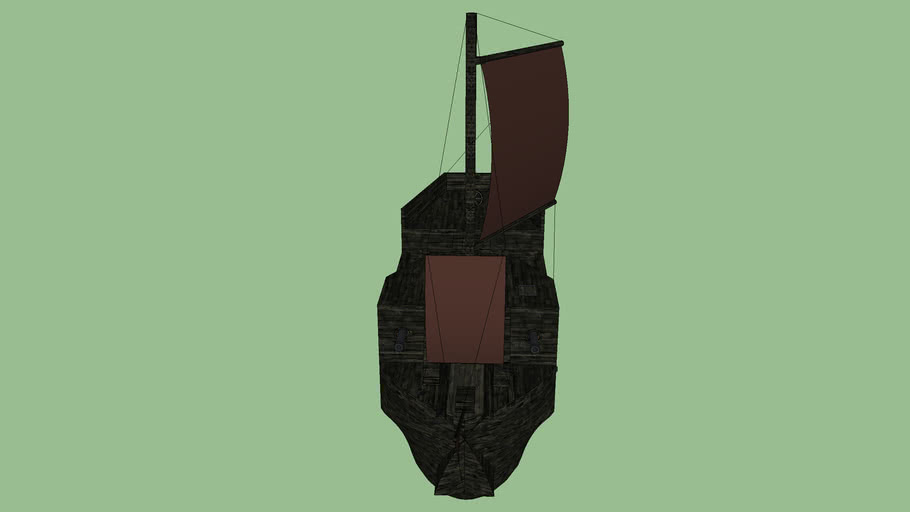 NCGN Floating Fortress