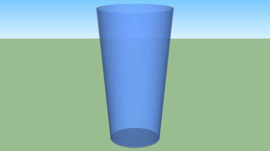 "Drinking Cup 6"" tumbler"