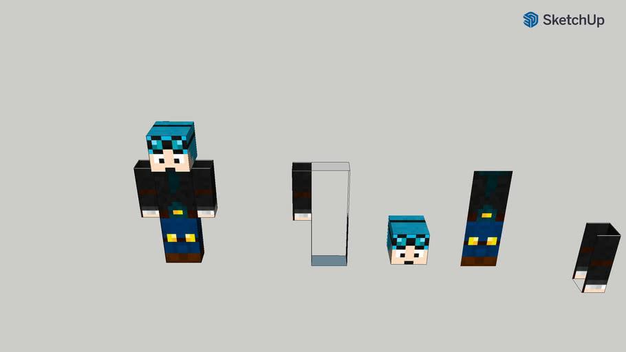 Minecraft 3D - AEPG - EV 2020/21