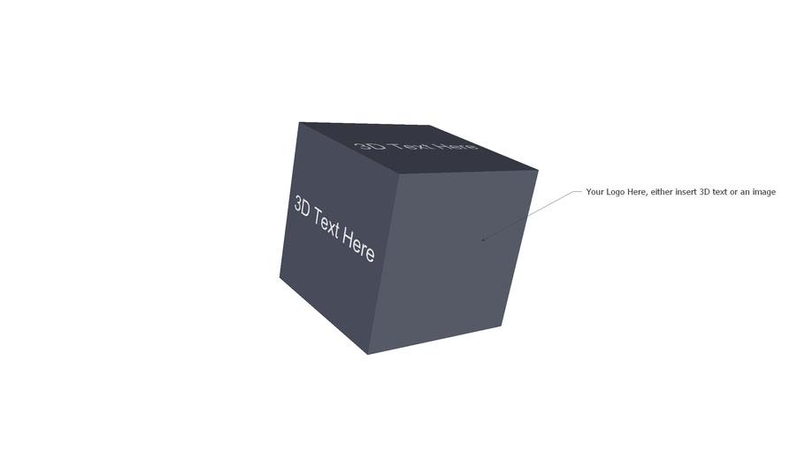 3D Rotating Cube