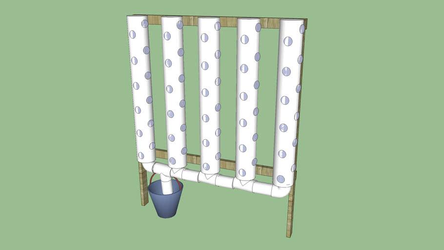 Vertical Hydroponics Strawberry Planter