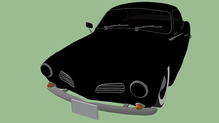 VW Karmann Alma Vieja