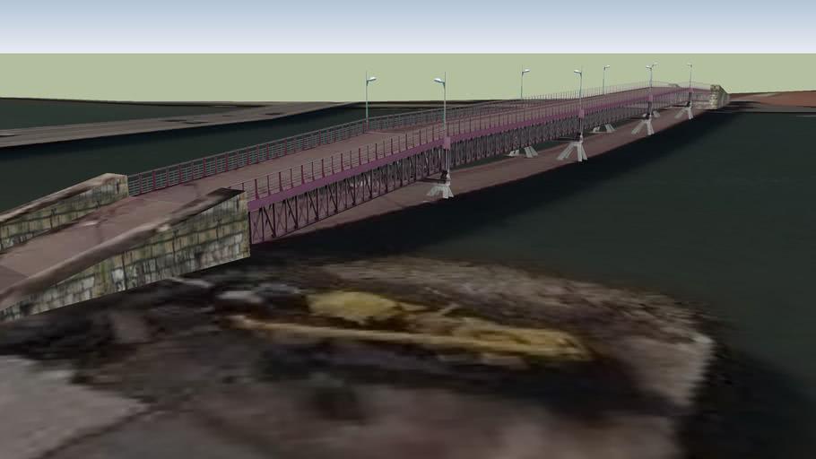 Puente en Zumaia