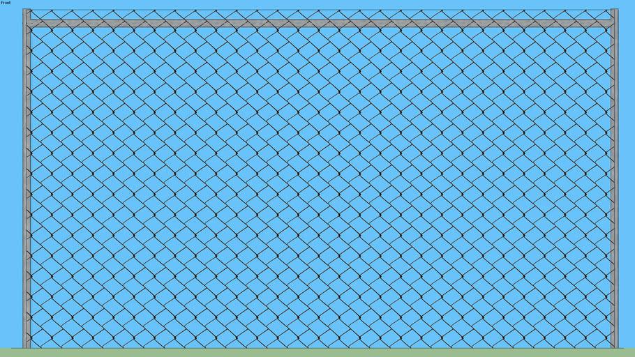 Single-Fence-Panel