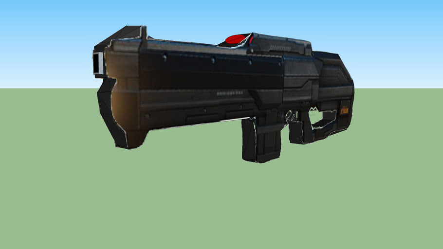 ADVENT Mag Rifle (textured) FIXED