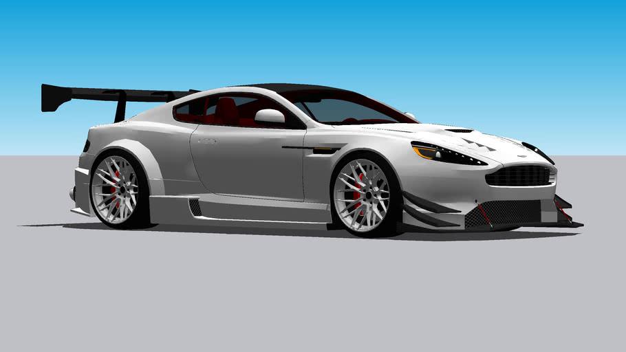 Aston Martin Virage Tuning V.1