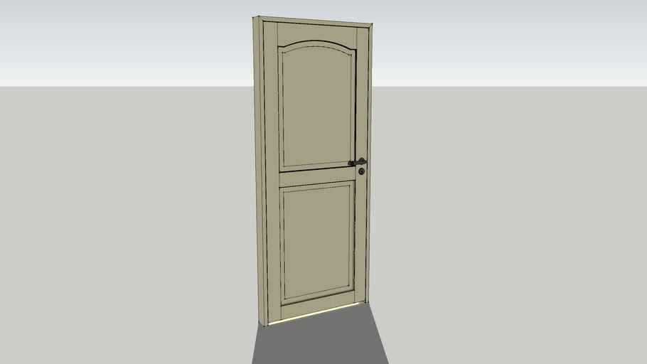 Door 9x21 metric