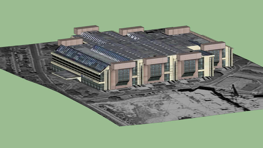 Energoporojekt office building
