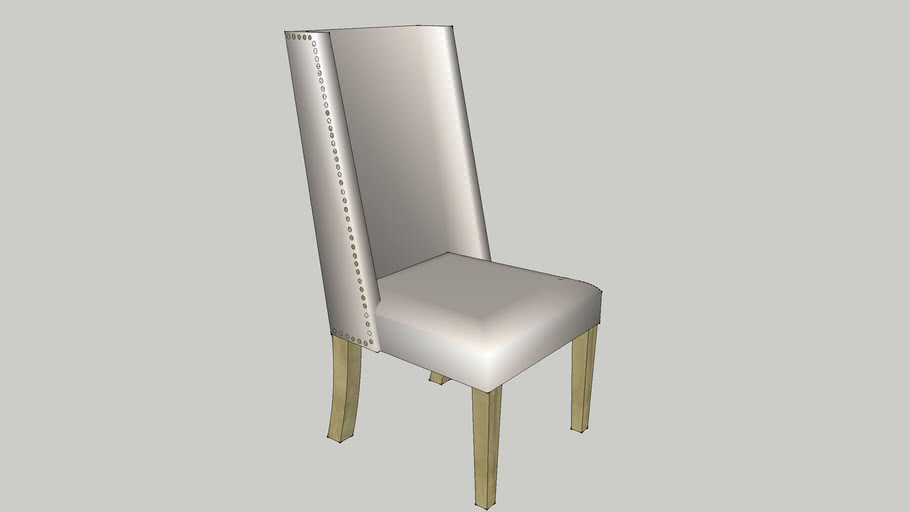 CI - Lewis Dining Chair with Nailheads