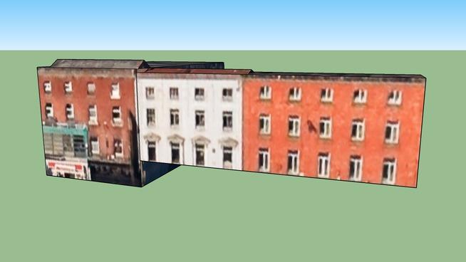 Bâtiment situé Dublin, Co. Comté de Dublin, Irlande