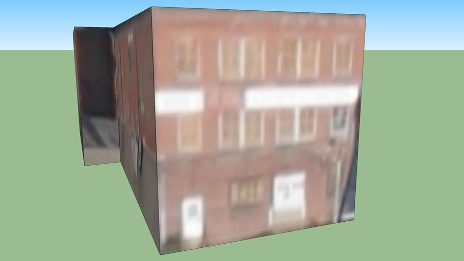 Building in Everett, MA 02149, USA