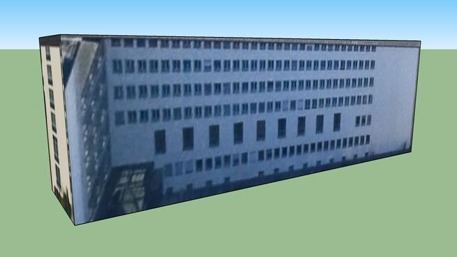 Gebäude in Stuttgart, Deutschland