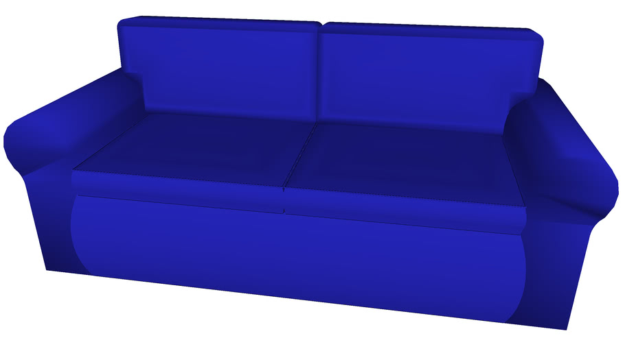 Ikea Rp 2 Seater Sofa Sofabed