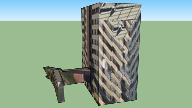 Torre J Edificio Condominio Brisas del Mar en Viña del Mar, Chile