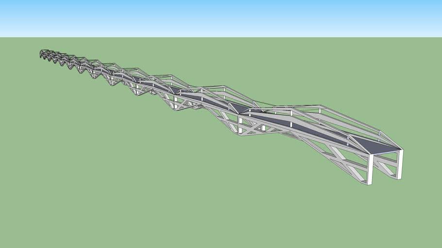 """Мост для проекта """"Crysis 2.Red Ocean"""""""