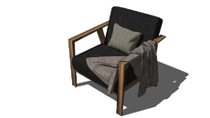 單人沙發椅