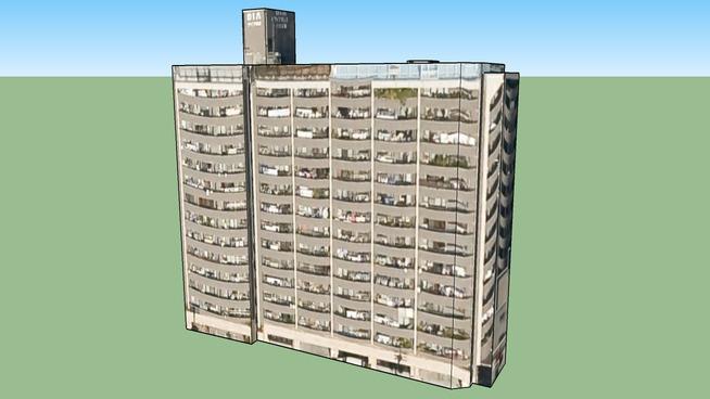 日本, 愛知県名古屋市中区栄1丁目21にある建物