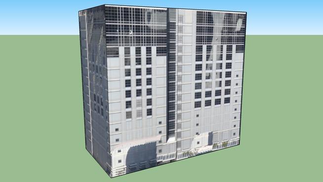Building in Oakland, CA, USA