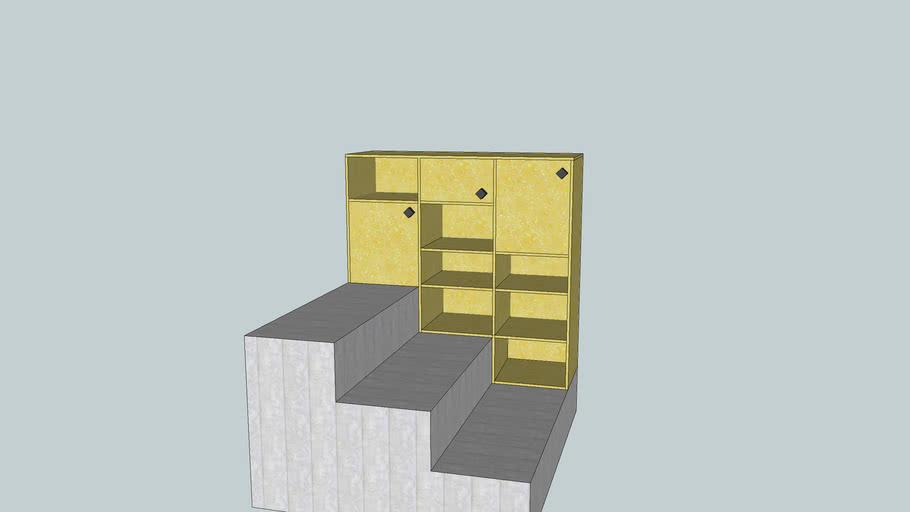 Potencijalni ormarić za hodnik