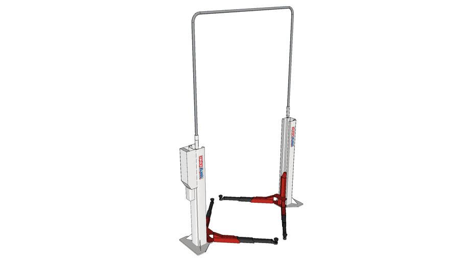2-Post Stertil-Koni Freedom Lift (Heavy Duty Vehicle Lift)