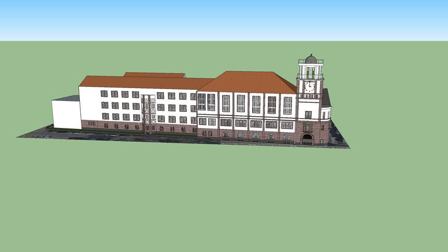 Leonardo-Da-Vinci Gymnasium Köln Nippes