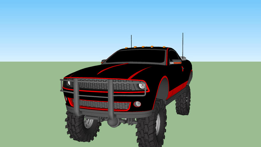 2013 Ford Ranchero CONCEPT