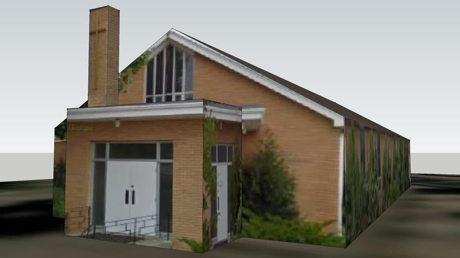 Church, Rouleau, SK