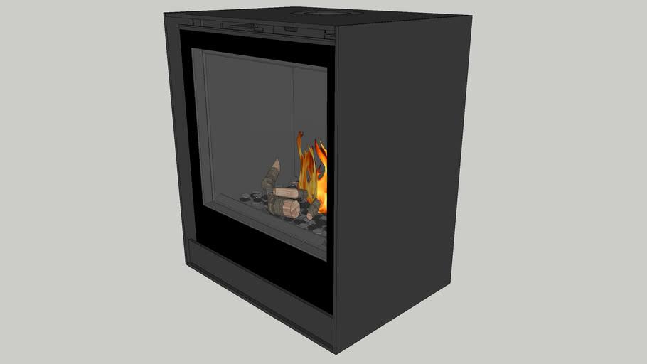 Bellfires Box gas 55