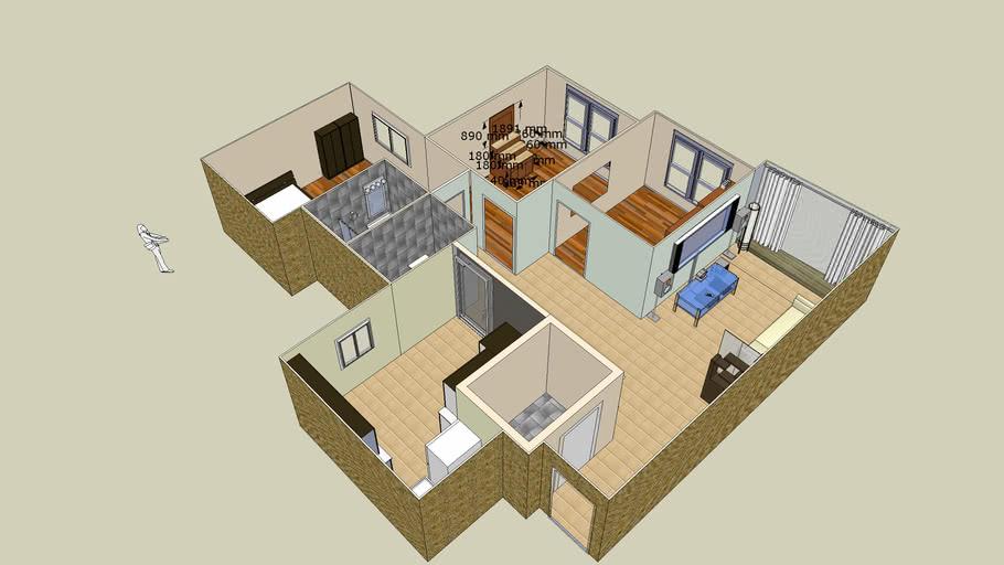 My 5 Room Resale flat at Sengkang