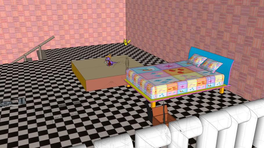 Dream/ Custom Bedroom