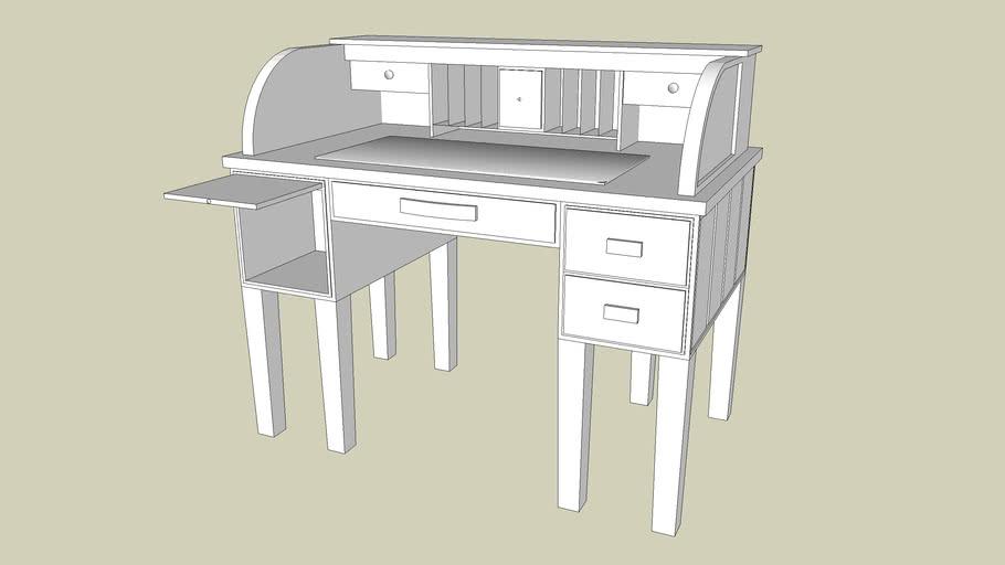 Alex's Designer Desk