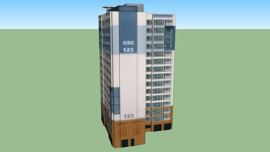 The Incheon Free Economic Zone Songdo Area - Building228