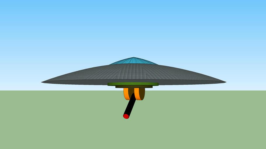 Armed UFO 2