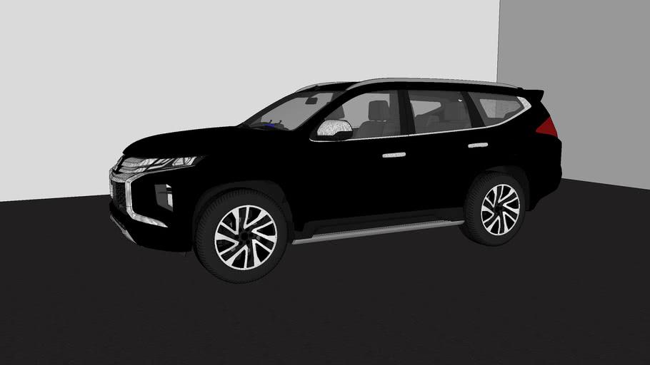 model mobil pajero sport terbaru