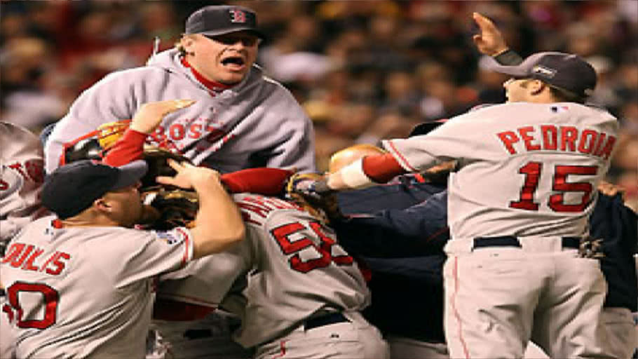 RED SOX = 2007 WORLD SERIES CHAMPS!!!!!!!!!!!!