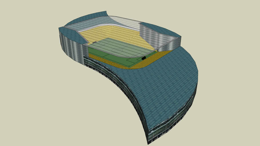 Modern Style Stadium