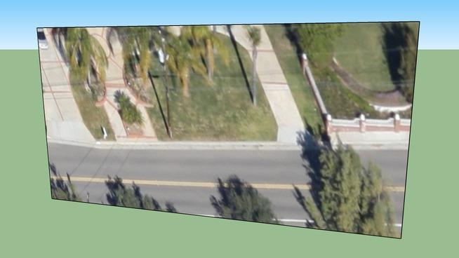 Building in Villa Park, CA, USA