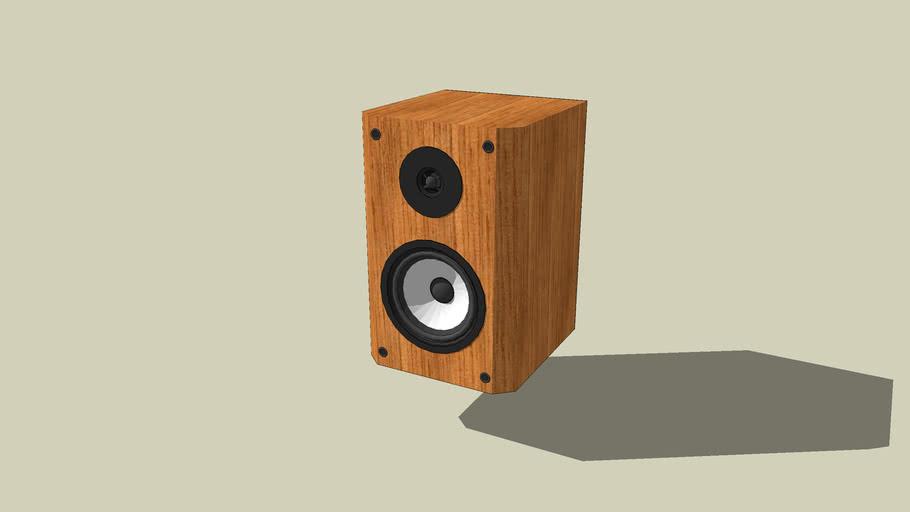 bookshelf speaker#2
