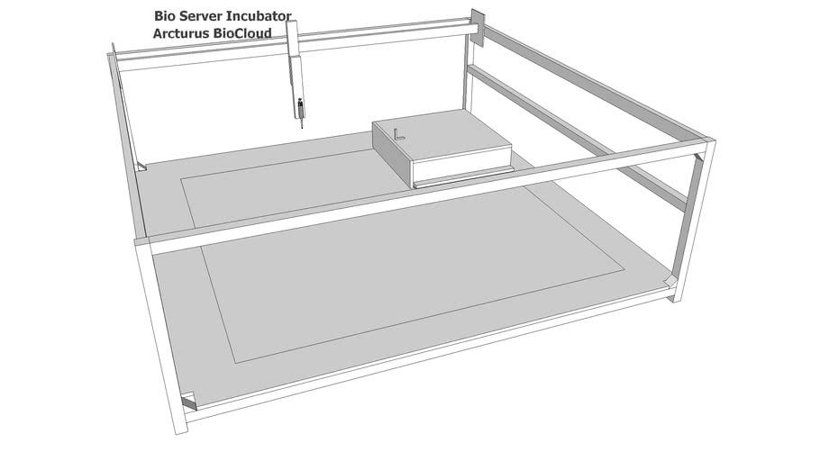 BioServer - Incubator and Petri Dish System
