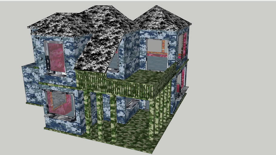 Airsoft house