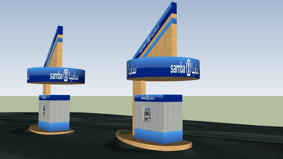 SAMBA ATM Machine