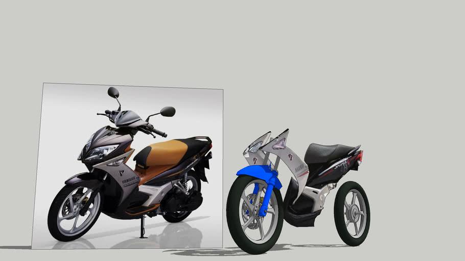 WIP__Yamaha Nouvo LX1
