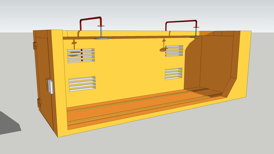Horno Industrial - industrial furnace