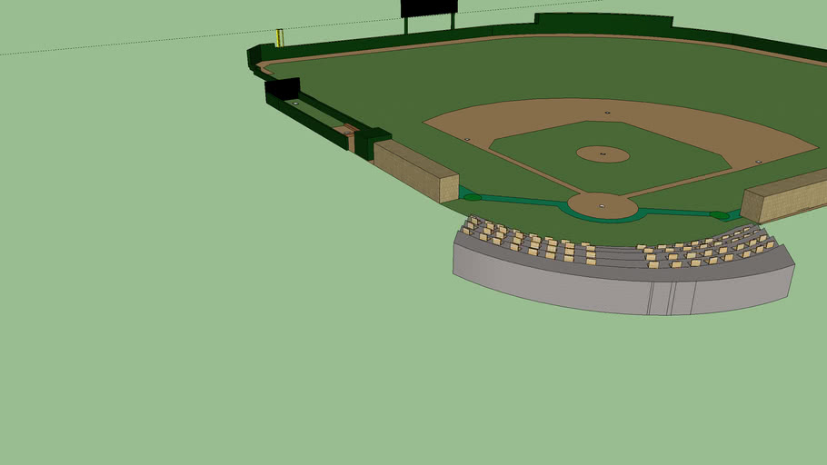 fhs basbeball field
