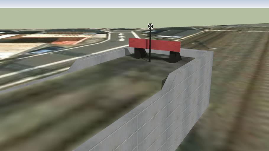 京成臼井駅 引き上げ線