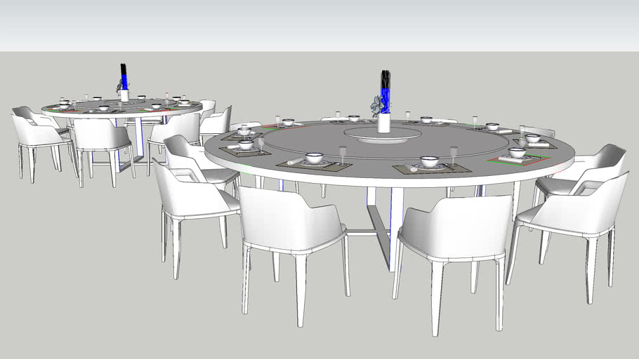 board;dining-table;round table