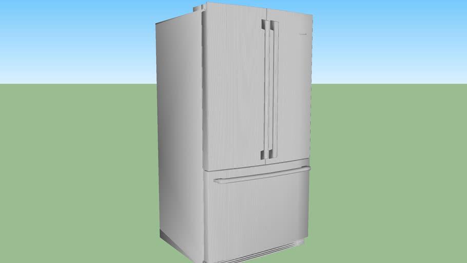 Electrolux Standard Depth French-Door Refrigerator