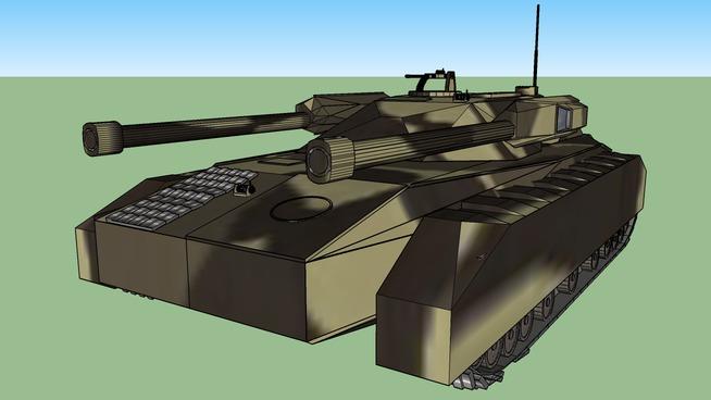 desert tank