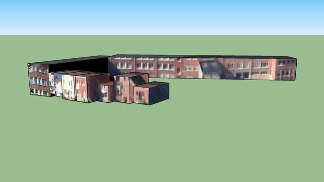 Bâtiment situé 1030, Belgique